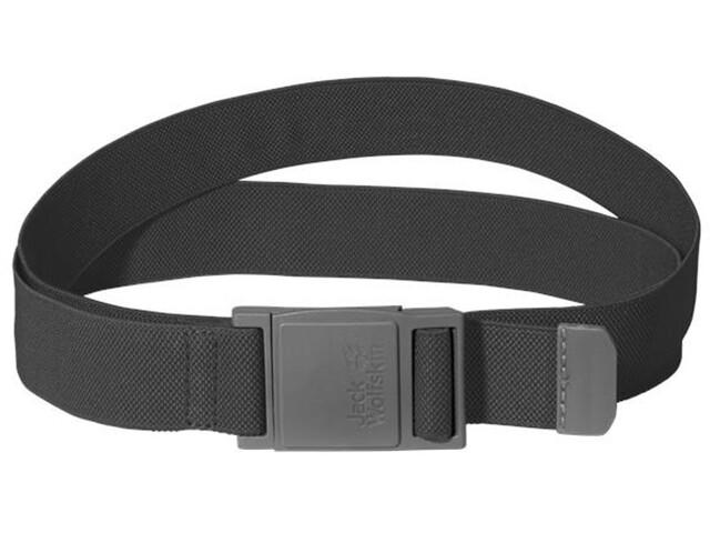 Jack Wolfskin Stretch Belt dark steel